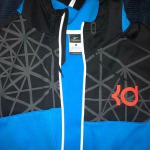 Men's Nike KD zip-up sweatshirt